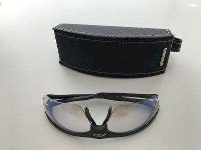 Sportbrille Rudy Project / Gläser mit ImpactX2 lasert