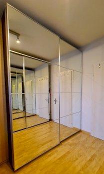 Original IKEA Pax Kleiderschrank mit 2 x Schiebetüren und Innenausstattung, bitte Abholzeitrahmen beachten!