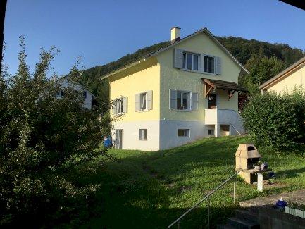 Freistehendes Einfamilienhaus  - Gratisinserat.ch