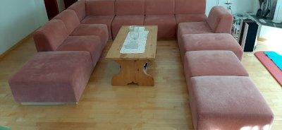 Sitzgruppe Sofa