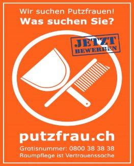 Reinigungsmitarbeiterin - Gratisinserat.ch