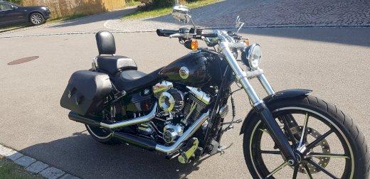Harley Davidson Motorrad - Gratisinserat.ch