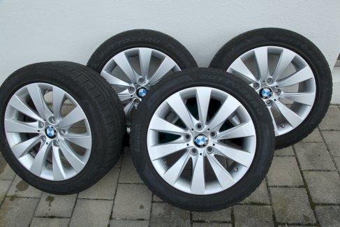 Original BMW Aluräder - Gratisinserat.ch