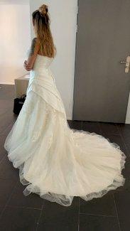 Swarovski Hochzeitkleid - Gratisinserat.ch