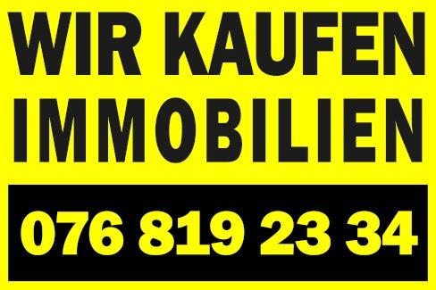 Wir kaufen Immobilien in der Schweiz - Gratisinserat.ch