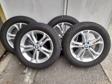 4 Winterkompletträder Original zu BMW X3 Jahrgang 2019 - Gratisinserat.ch