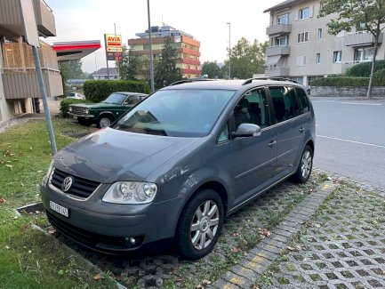 VW Touran 1.9TDI - Gratisinserat.ch