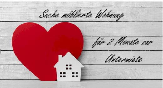 Suche möblierte Wohnung für 2 Monate im Grossraum Zürich - Gratisinserat.ch