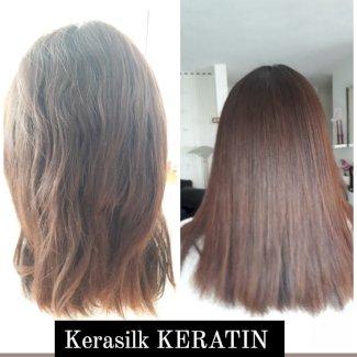 AKTION Keratin dauerhaft Haarglätung - Gratisinserat.ch