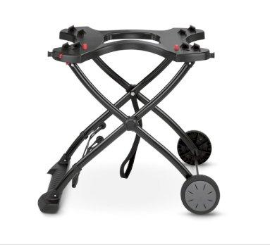 Weber Elektrogrill mit Rollwagen Top Zustand