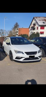 Seat Leon ST Cupra - 370 PS zu verkaufen - Gratisinserat.ch