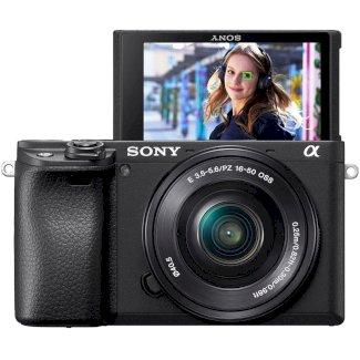 Sony A6400 4K - inkl. Objektiv SEL-P1650