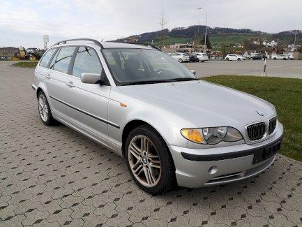 BMW 330xi Allrad 4x4 Automat  - Gratisinserat.ch