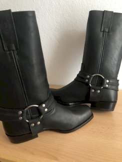 Leder Stiefel - Gratisinserat.ch