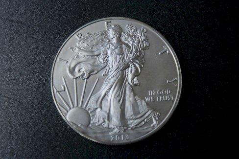 """Silber-Anlagemünzen \""""American Eagle\"""" - 1 oz - Gratisinserat.ch"""