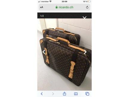 Koffer Original hochwertig - Gratisinserat.ch