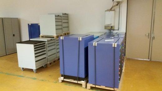 Schubladenstöcke und Werkstattschränke  - Gratisinserat.ch
