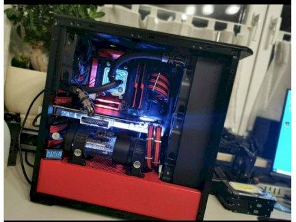 Gaming PC AMD RYZEN7 3700X RTX2080 Xtreme Waterforce 32 GB DDR4