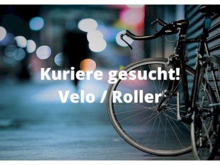 Als Velo-/Rollerkurier zusätzlich Geld verdienen! - Gratisinserat.ch