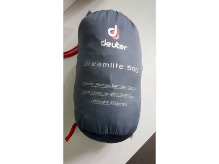Schlafsack Deuter dreamlite 500 - Gratisinserat.ch