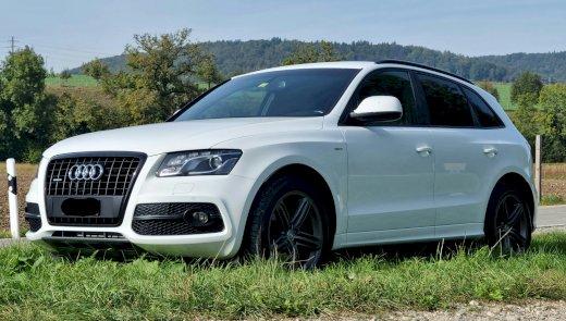 Audi Q5 2.0 TFSI hybrid quattro mit PREMIUM GARANTIE bis 09.2022 - Gratisinserat.ch