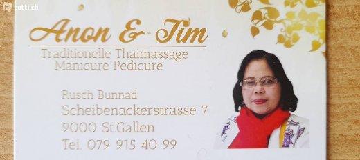 Thaimassage/Maniküre/Pediküre - Gratisinserat.ch
