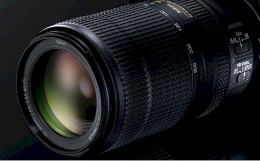 NEU - Nikkor AF-P 70-300mm/4.5-5.6E ED VR - Gratisinserat.ch
