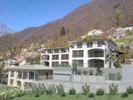 Atemberaubende Seesicht auf den Lago Maggiore, die letzten 4 Wohnungen  - Gratisinserat.ch