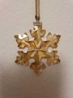 Ornament swarowski Stern - Gratisinserat.ch